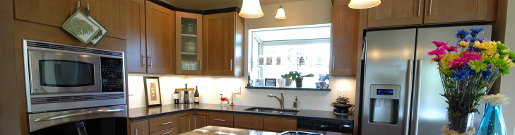 all about cabinets & countertops - home